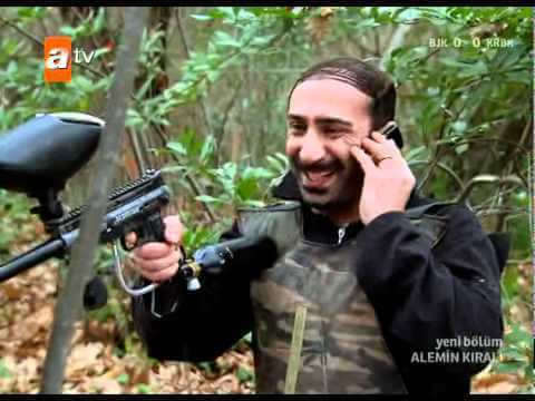 Alemin Kralı Paintball