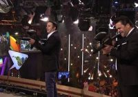 Beyaz Show Paintball