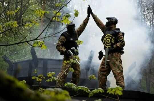Avcılar Paintball Sahası İstanbul